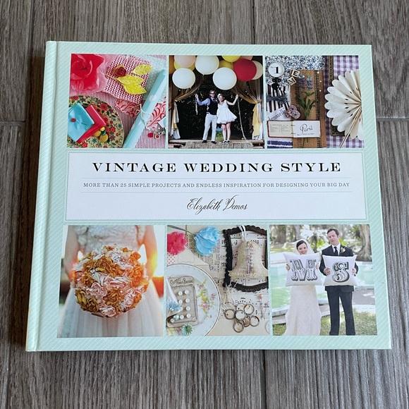 NWT Vintage Wedding Style by Elizabeth Demos